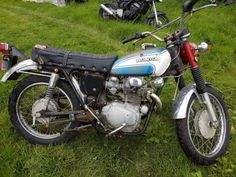 Honda-CL-350-spares-repair-classic-restoration-project-barn-find-vintage-1970