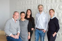Das Team des FH Wiener Neustadt Studiengangs Wirtschaftsingenieur