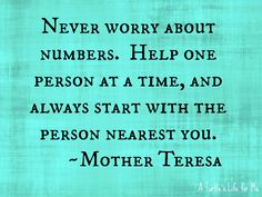 Mother Teresa Quotes 9
