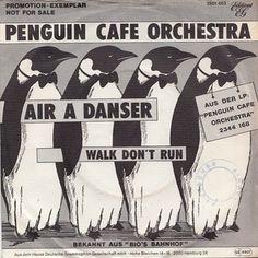 "Penguin Cafe Orchestra 7""."