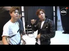 damn jhope [BANGTAN BOMB] stretching doing dance in BTS free time - YouTube