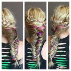 19 Fishtail Hairstyles for that hip look  Hairstyle Monkey Fishtail Hairstyles, Indian Hairstyles, Girl Hairstyles, Monkey, Hair Styles, Beauty, Women, Hair Plait Styles, Jumpsuit