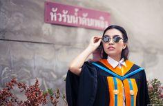 Taken By Pul2e | GraduateTH Graduation Day, Dresses, Fashion, Vestidos, Moda, La Mode, Fasion, Dress, Graduation Parties
