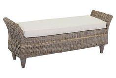 Furniture: Seating: Benches - One Kings Lane
