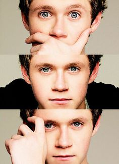 #onedirecton dem eyes.