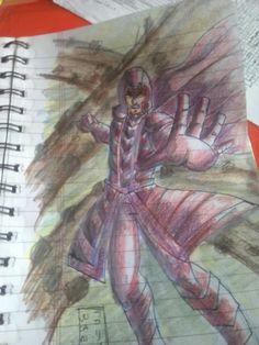 """""""Ellos me arrebataron todo, ahora les arrebatare todo a ellos"""" Magneto"""