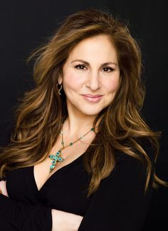 Kathy Najimy. Gorgeous and funny. (I know she's not really old enough...)