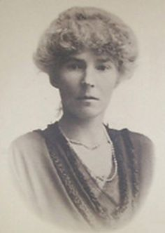 Gertrude Bell, English writer, traveler, political officer, administrator, archaeologist and spy.