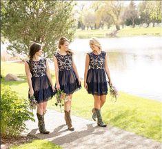 Bridesmaid dresses,short bridesmaid dresses,country style bridesmaid dress,lace bridesmaid dress,cheap bridesmaid dress,PD190397