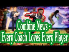 Fantasy Football Podcast - Combine News - Every Coach Loves Every Player - 2016/03/02