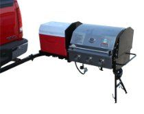 Tailgating Grill Hitch Mounted >> 52 Best Trailer Hitch Accessories images | Trailer hitch ...