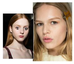 Eye details | Make-up trends from Fall/Winter 2015-2016 fashion month | Vogue Paris
