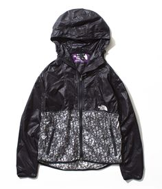 "Liberty x The North Face Purple Label – ""Black and White"""