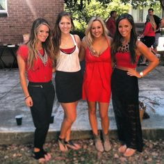232 Best Game Day Images In 2015 College Life Student