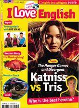 I love English n°234 - novembre 2015