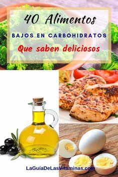 40 Alimentos Bajos En Carbohidratos Que Saben Deliciosos Diabetes, Healthy Life, Keto, Healthy Recipes, Food, Audio, Memes, Natural, Gastronomia
