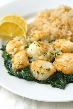 scallops provencal by annieseats, via Flickr