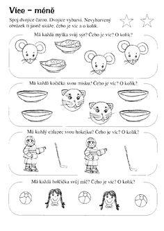 273 Nejlepsich Obrazku Z Nastenky Pracovni Listy Preschool