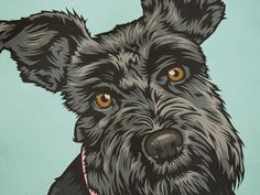 pop art dog images - Google Search
