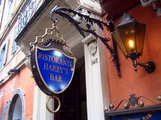 Venice Harry's Bar 'in crisis for lack of U.S. costumers ...