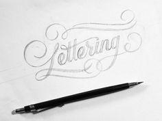 Letter Lovers robert_lettering: Handlettering Lettering