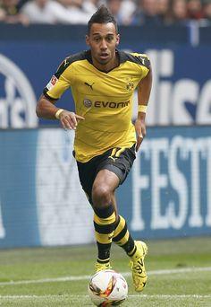 Pierre-Emerick Aubameyang (Borussia Dortmund) Nike Mercurial Superfly IV