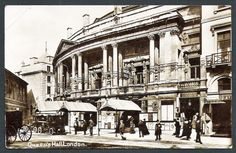 Queen's-Hall-1912 - Queen's Hall - Wikipedia, the free encyclopedia