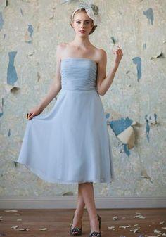 Powder Blue Bridesmaid Dresses 2016 - http://misskansasus.com/powder-blue-bridesmaid-dresses-2016/