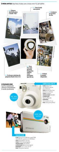 Câmera instantânea da Fujifilm faz fotos ruins, mas vale pela brincadeira 79159cc4a2