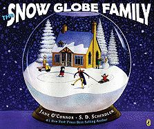 """Snow Globe Family"" by Jane O'Connor. In this sweet winter tale by a #1 ""New York Times""-bestselling author, the little family who lives in the snow globe wonders when it will snow, while the big Baby gazes longingly at their snowy little world.  $6.99 www.thematicattic.com"