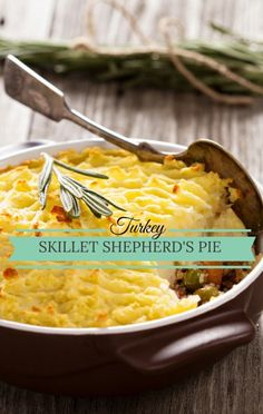 Sara Moulton was on Today Show to help you reuse those holiday meal leftovers with her creative and spicy Skillet Southwestern Shepherd's Pie Recipe. http://www.recapo.com/today-show/today-show-recipes/today-show-sara-moulton-skillet-southwestern-shepherds-pie-recipe/