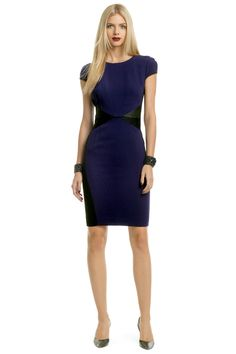 Rent Side Winder Sheath by Narciso Rodriguez for $225 only at Rent the Runway.