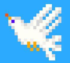 51 Best Pixel Art Images Pixel Art Cross Stitch Patterns