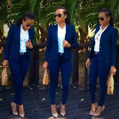 Beautiful Business Casual Attire for the Ladies Corporate Attire, Business Casual Attire, Professional Attire, Business Outfits, Business Fashion, Classy Work Outfits, Office Outfits, Chic Outfits, Fashion Outfits