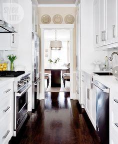 Galley Kitchen Design Ideas That Excel | Galley kitchens ...