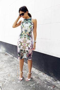 Zara Dress, Zara Sandals, My Blog!