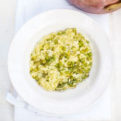 Gennaro's Risotto With Asparagus, Courgette And Peas Recipe on Yummly. @yummly #recipe