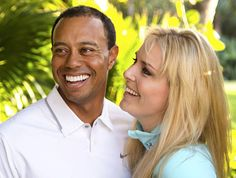 Tiger Woods and Lindsey Vonn made it Facebook official yesterday, announcing their relationship on the social network with a series of photos. #SpousesinSports #PGATour #PGA #TigerWoods #LindseyVonn