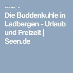 Die Buddenkuhle in Ladbergen - Urlaub und Freizeit | Seen.de