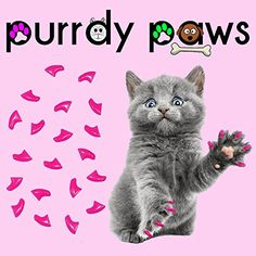 Best price on Pet Soft Nail Caps For Cat Claws LIPSTICK PINK * SMALL SIZE * Purrdy Paws Brand, softpaws, alternatives Supply Store/Shop //   See details here: http://petstuffeedback.com/product/pet-soft-nail-caps-for-cat-claws-lipstick-pink-small-size-purrdy-paws-brand-softpaws-alternatives-supply-storeshop/ //  Truly a bargain for the inexpensive Pet Soft Nail Caps For Cat Claws LIPSTICK PINK * SMALL SIZE * Purrdy Paws Brand, softpaws, alternatives Supply Store/Shop //  Check out at this lo...