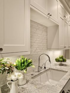 white on white kitchen :)