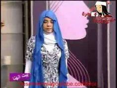 بونشو بدون خياطة والبسيه بعدة طربق بيت منولا - YouTube
