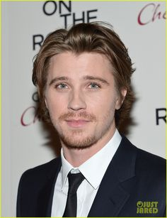 Garrett Hedlund Confirmed for 'Tron' Sequel!: Photo Garrett Hedlund and Sam Riley attend the premiere of their film On the Road on Thursday (December at the SVA Theater in New York City. The guys were joined… Garret Hedlund, Sam Riley, Eric Bana, Beat Generation, Perfect Movie, Fantasy Fiction, Colin Farrell, Brad Pitt, Photo Galleries