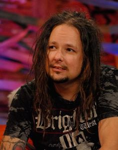 Jonathan davis of Korn  XP