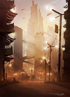 Cidade - Ilustração
