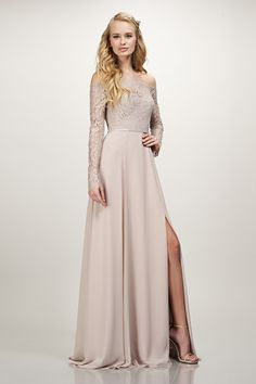 e11a40369c Isabel dress by Bella bridesmaids OC (in color  French blue or Peach)  Bridesmaids