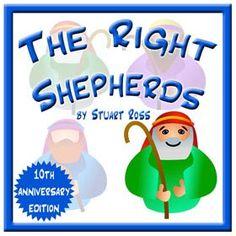 THE RIGHT SHEPHERDS Junior Christmas Nativity Musical: http://www.learn2soar.co.uk/christmas-nativity-plays/right-shepherds-musical-nativity-play