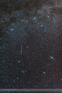 Comet Lovejoy in Andromeda | by Amazing Sky Photography