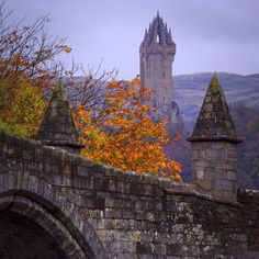 "pagewoman: "" Stirling Bridge, Stirling, Scotland by David Mould """