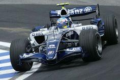 Williams | Interlagos | 2008